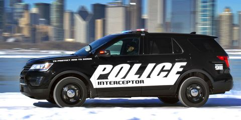 The 2016 Ford Police Interceptor Utility is ready to hit the streets this summer with a fresh look and new features. The Ford Police Interceptor Utility is the top-selling law enforcement vehicle in the United States.