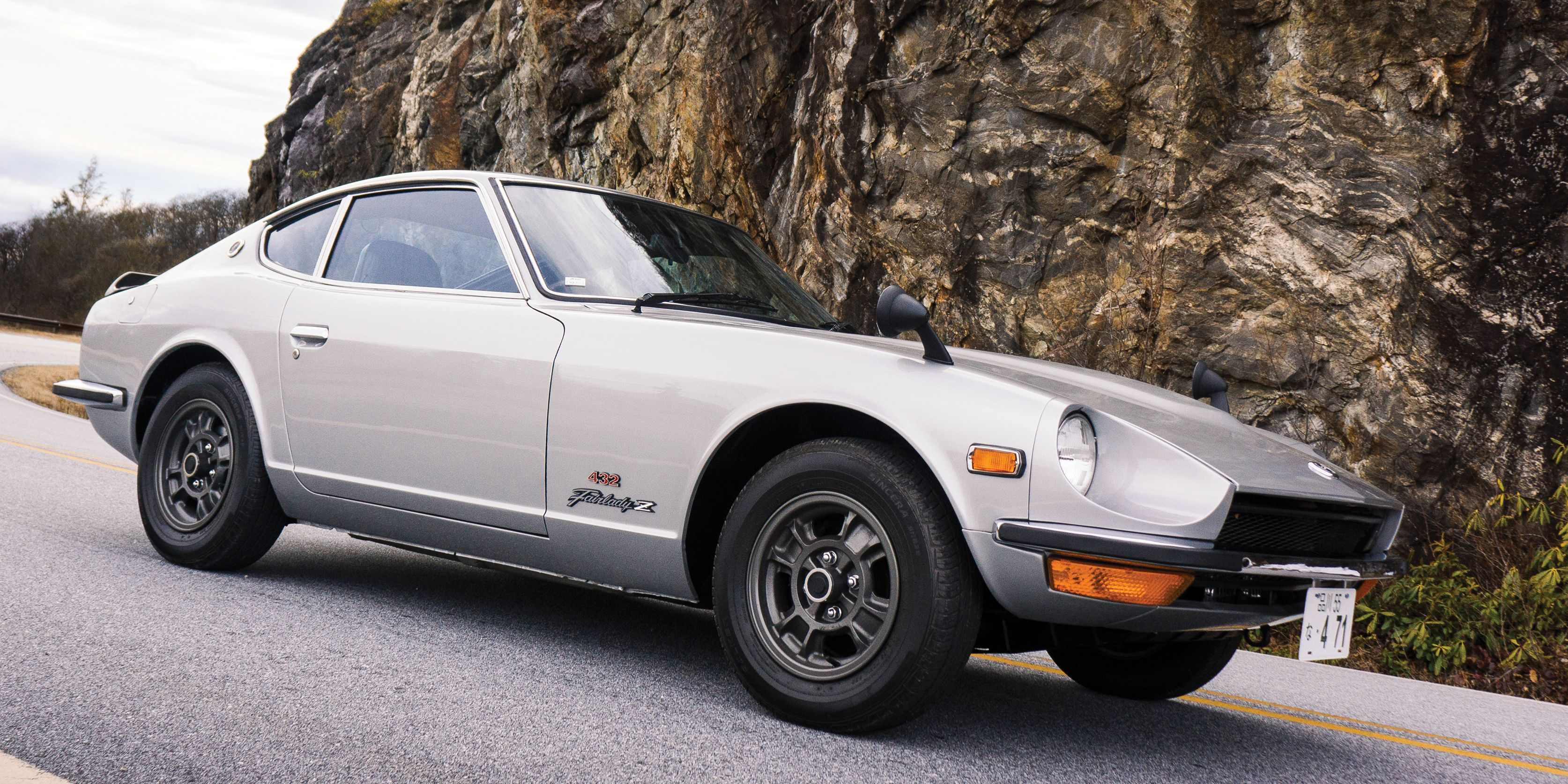Nissan Fairlady Z >> Ultra Rare Nissan Fairlady Z 432 Goes To Auction In Us