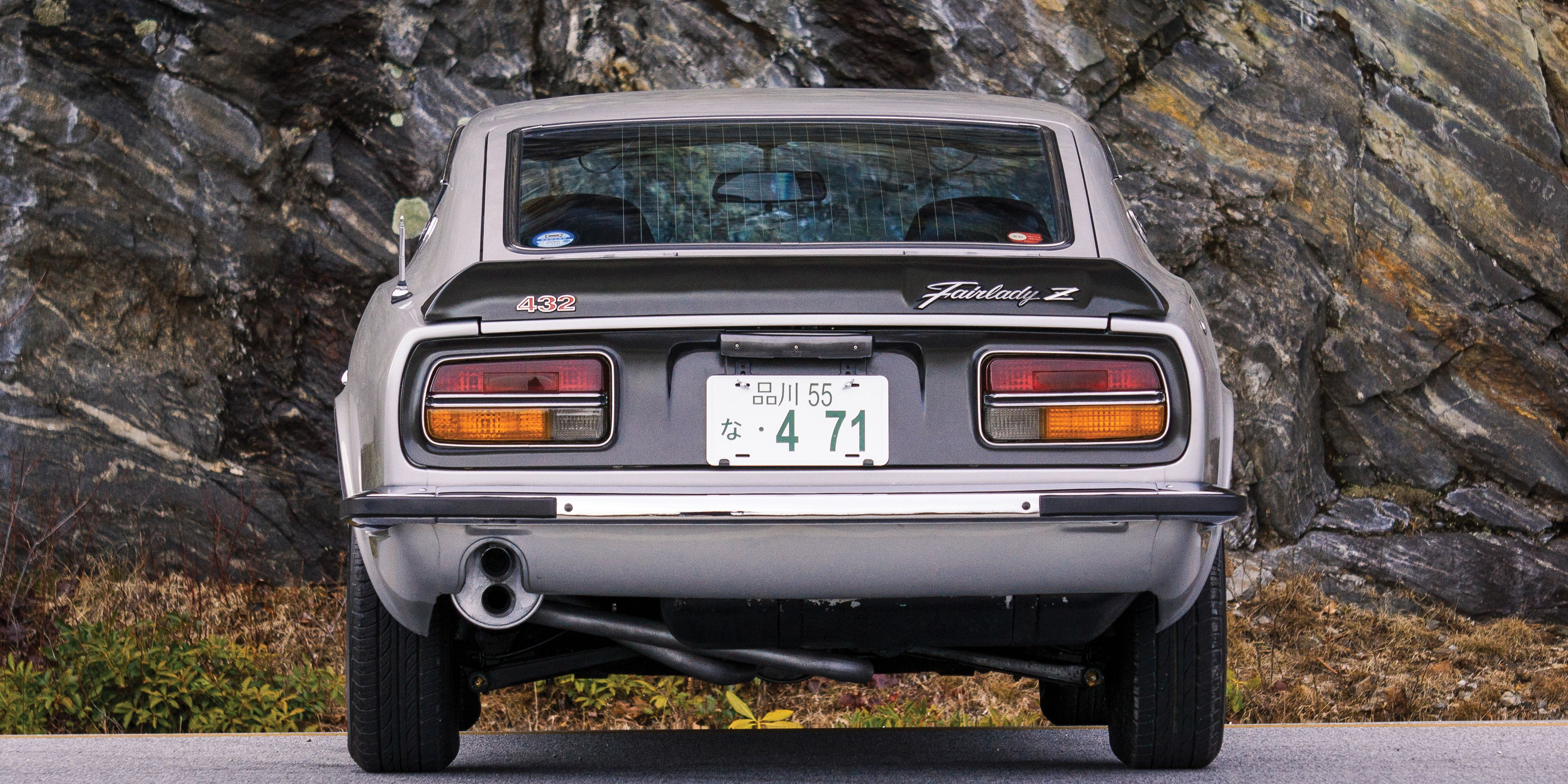 Ultra Rare Nissan Fairlady Z 432 Goes To Auction In Us