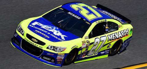 The cars of the 2015 Daytona 500