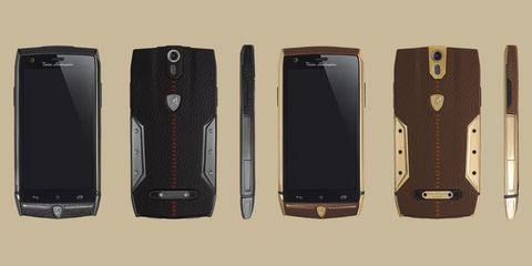 This Lamborghini cellphone costs $6,000