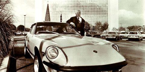 """Yutaka Katayama, """"Father of the Datsun Z,"""" Dead at 105"""