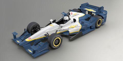 Chevrolet IndyCar Aero Kit