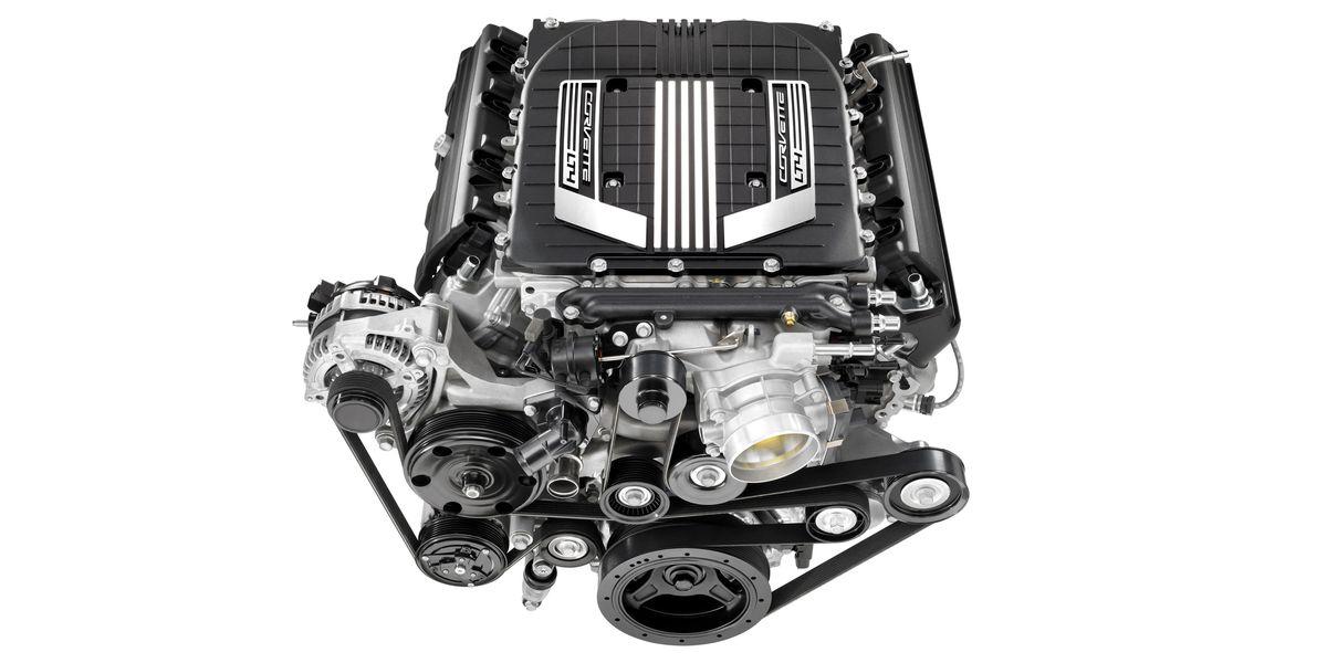 Watch how the Corvette Z06's 650 hp LT4 engine is built