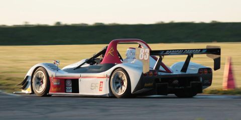 The Radical SR3 RS is superbike meets Le Mans car