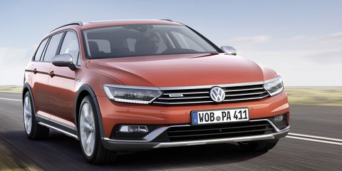 Passat Alltrack Usa >> Here S An Awd Passat Wagon That America Won T Get