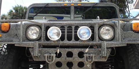 Motor vehicle, Automotive exterior, Automotive lighting, Headlamp, Grille, Transport, Automotive parking light, Glass, Bumper, Hood,