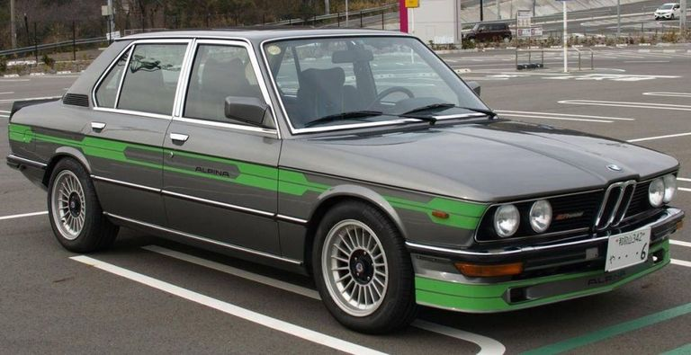 For The Brave This 1981 Alpina B7 Turbo Is Worth It