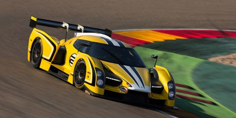 Glickenhaus withdraws SCG 003C after practice shunt