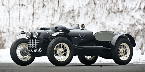 Colin Chapman's first, gawkiest Lotus headed to auction