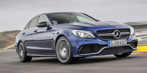 "<p>You can argue whether BMW's M cars are better than Mercedes-AMG's cars until you go blue in the face, and you'll probably still disagree with the other person over which one is best. What likely won't be a disagreement is that <a href=""http://www.roadandtrack.com/new-cars/first-drives/news/a25100/first-drive-2015-mercedes-amg-c63/"" target=""_blank"">AMG hit a grand slam with the C63</a>'s exhaust note.</p>"