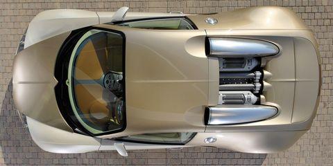 2006 bugatti veyron 164