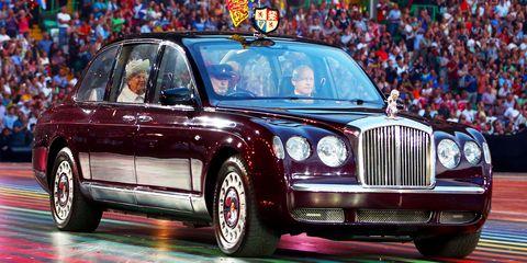 Queen Elizabeth II is hiring a chauffeur