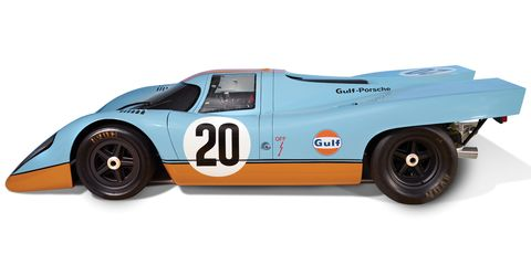 Hammacher Schlemmer 917 Le Mans Slot Car Track
