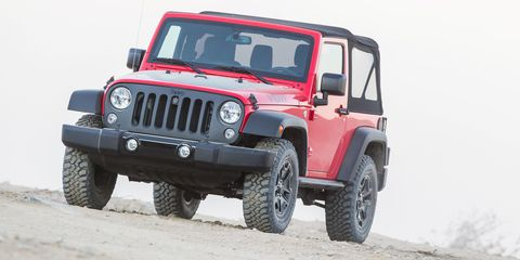 2015 Jeep Wrangler Willys Wheeler Photo Gallery