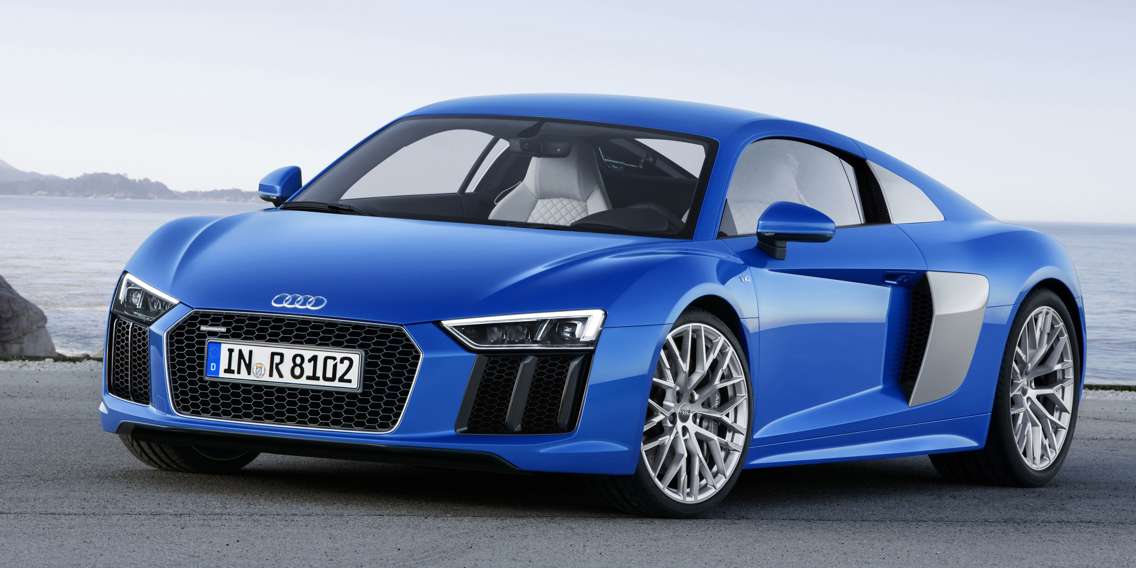 The 2016 R8 Is Fastest And Most Ful Audi Ever
