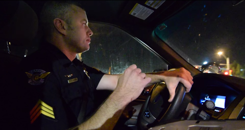 Texas police department nails McConaughey Lincoln spoof
