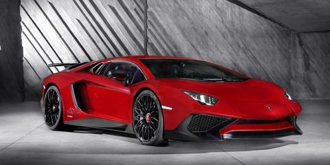 Lamborghini Aventador LP 750-4 SV: Fastest Lambo ever