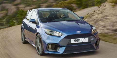 "Ford Focus RS ""Drift Mode"" explained"