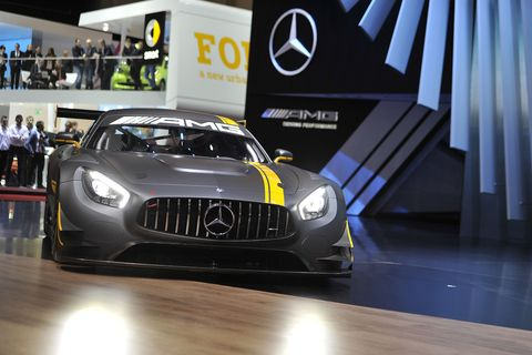 Mercedes-AMG GT3 racer to spawn road-car variant