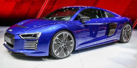2016 Audi R8 e-tron