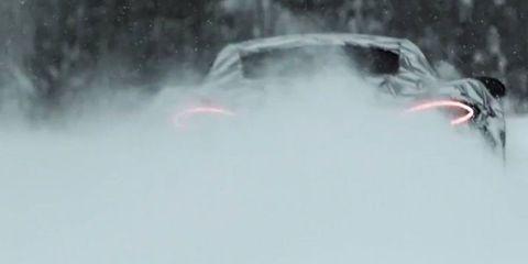From Geneva, more on McLaren's 911 Turbo fighter