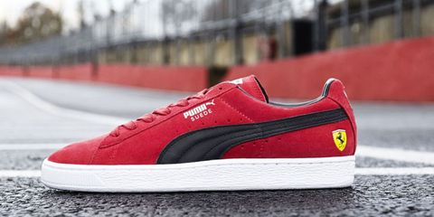 2a8d8b18dbb These are the Ferrari-branded Pumas to get