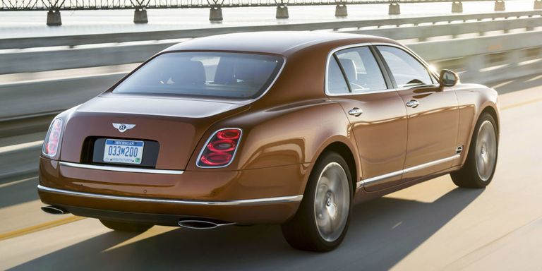 2015 Bentley Mulsanne Speed - The Official Photos