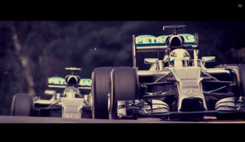 F1 meets Fantastic Four in new fan-made teaser