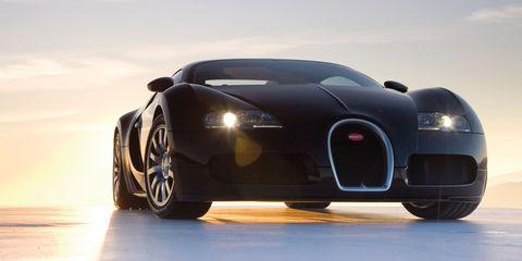 Report: Bugatti Veyron-Successor Will Make 1,480 HP, Cost $2.5 Million