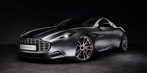 Fisker Thunderbolt: A coachbuilt Aston Martin Vanquish