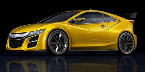 Next Honda CR-Z to ditch hybrid, get 2.0 turbo