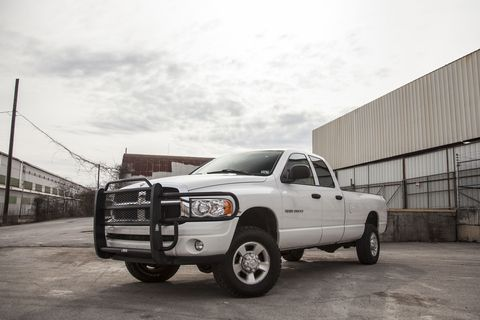 Why the hell did I buy a Ram with 281,000 miles?