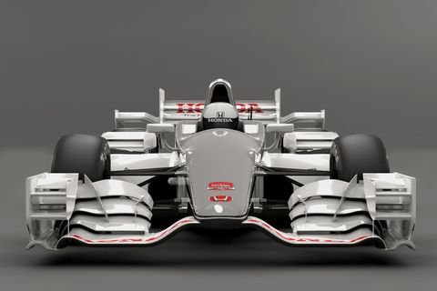 2015 Honda IndyCar aero kit unveiled, and it's nuts