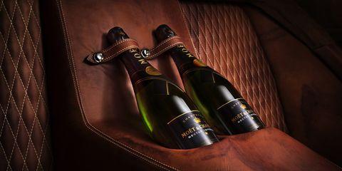 Henrik Fisker Thunderbolt Champaign Bottle 1 - High Res - EMBARGOED UNTIL 10AM ET 031415