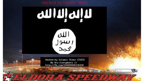 ISIS Hacks Tony Stewart's web site