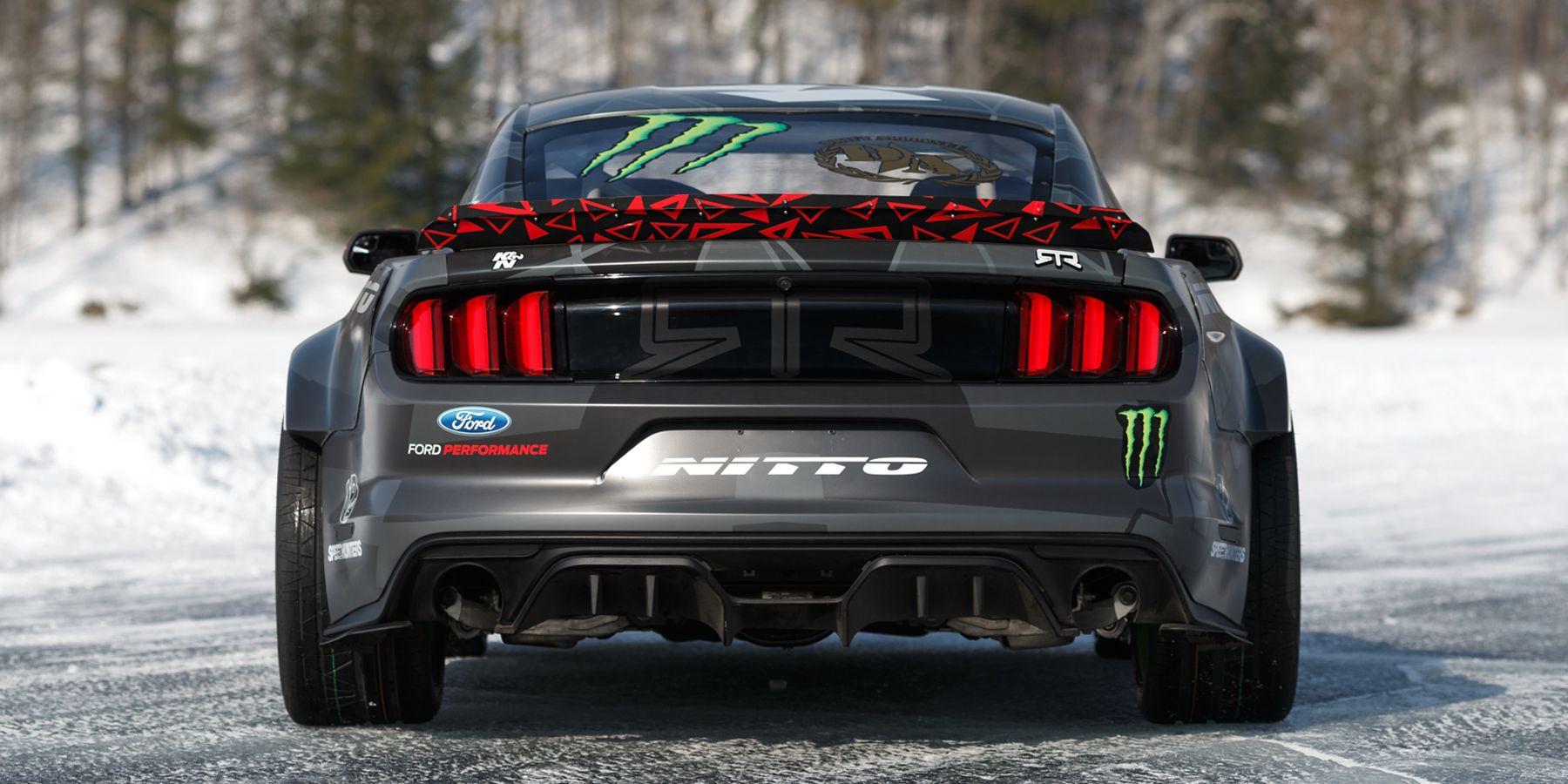 & Check out Vaughn Gittin Jru0027s 2015 Mustang RTR drift car markmcfarlin.com