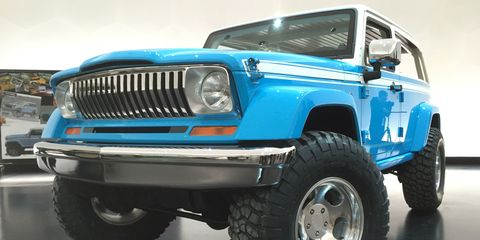 LIVE: The 2015 Jeep Concepts, revealed!