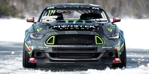 2015 ford mustang rtr pro drift prototype