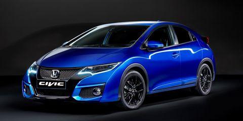 Honda Civic Sport (European Model)