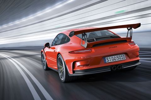 Can't get enough Porsche GT3 RS? Good, here's 3 videos