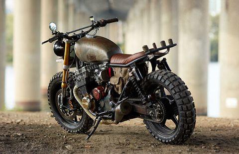 Daryl Dixons New Bike In The Walking Dead In Detail