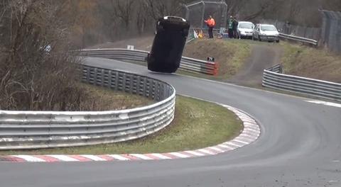 Fan Killed More Hurt In Horrific Nurburgring Crash