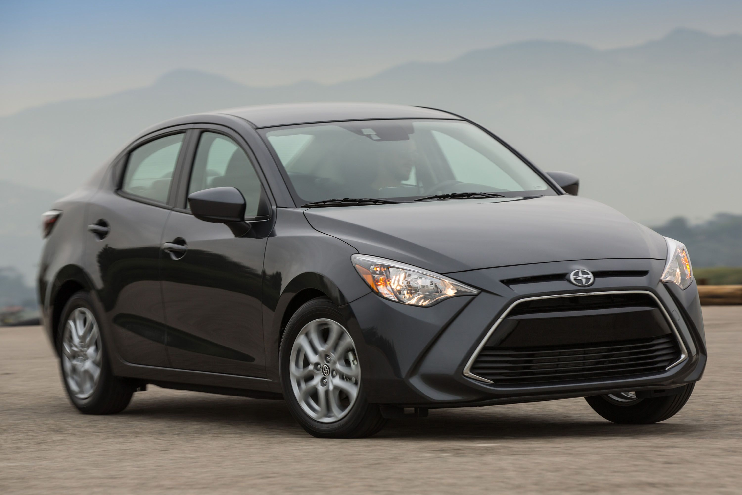 why on earth did toyota pass off a mazda2 as a scion ia