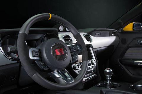 Saleen 302 Black Label Mustang makes 730 hp, costs $73K