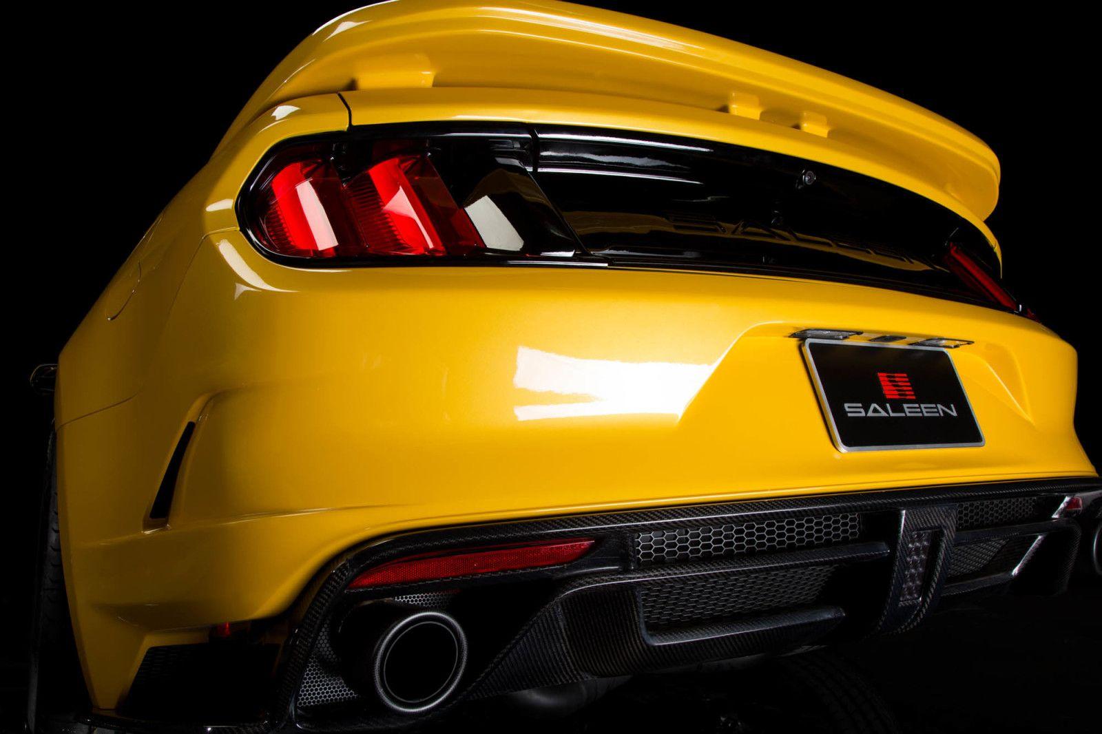 2015 Saleen 302 Mustang Black Label - Photo Gallery