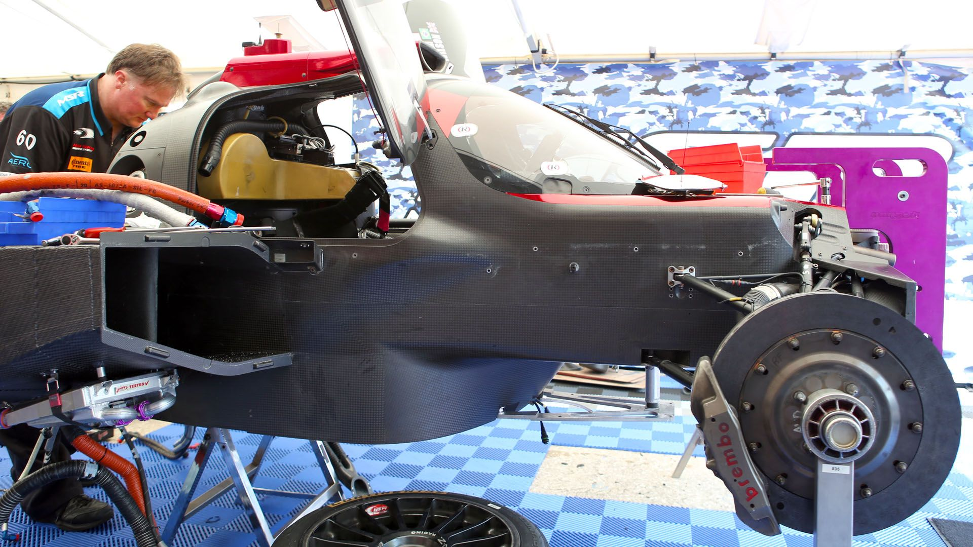 60 Michael Shank Racing Ligier Honda &#xA&#x3B;John Pew / Palm Beach, FL&#xA&#x3B;Oswaldo Negri, Jr. / Aventura, FL&#xA&#x3B;AJ Allmendinger / Denver, NC&#xA&#x3B;Matt McMurry / Phoenix, AZ&#xA&#x3B;© Marshall Pruett 2015,