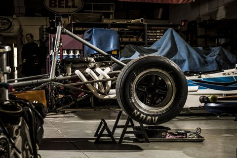 The lost art of the old-school racing gearbox