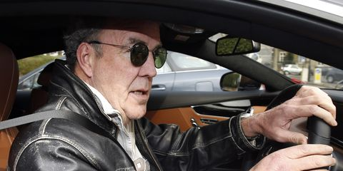 OFFICIAL: Jeremy Clarkson fired from Top Gear