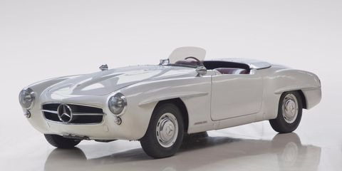 This might be the sexiest Mercedes-Benz 190SL ever